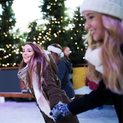10 best ice skating rinks for a magical Christmas image