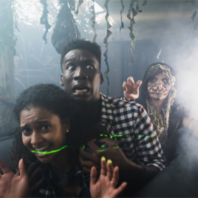 Spooky things to do with your friends for Halloween image