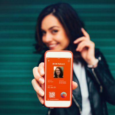 16-25 Railcard holders - How to purchase a 26-30 Railcard image