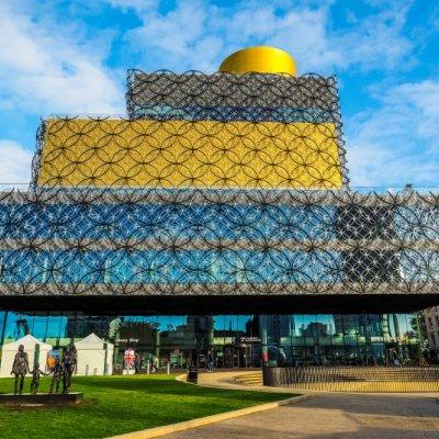 Explore Bustling Birmingham image
