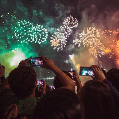 Firework displays perfect for celebrating Bonfire Night image