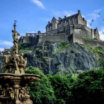 Discover Enchanting Edinburgh image