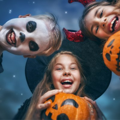 Spooky things to do with the family for Halloween image