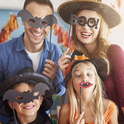 2 Halloween Haunts for Families image