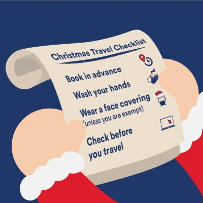 Christmas Travel Advice image