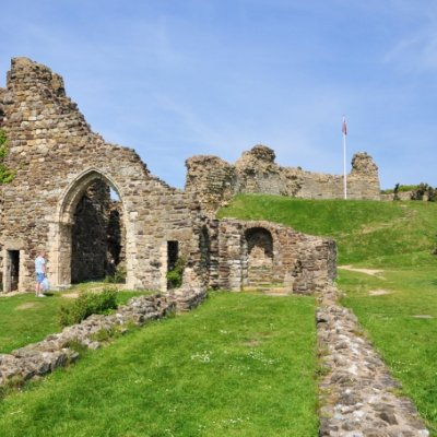 King of the Castle: Top Five Historic Sites for All the Family to See image