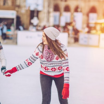 Where to go ice skating this Christmas in the South East image