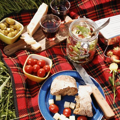 5 Great free picnic spots image