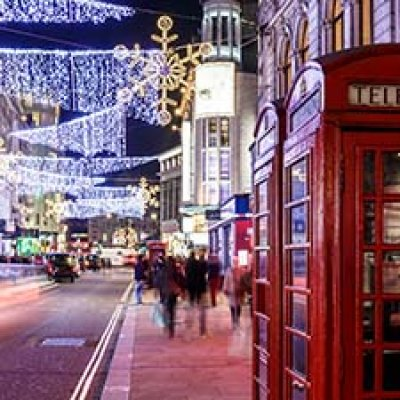 It's a London Christmas affair image