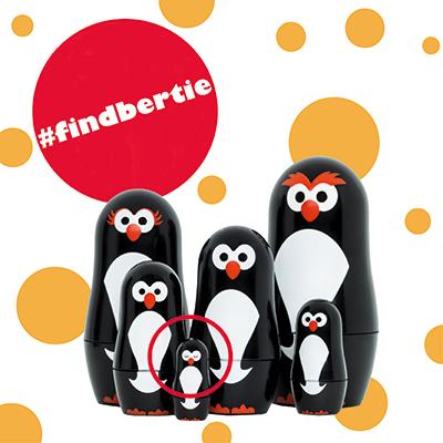 Help us #findbertie image